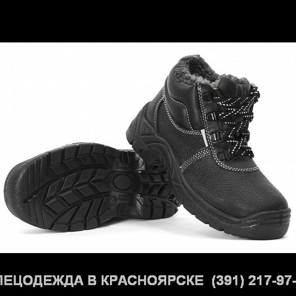 Ботинки кожаные, иск.мех, ПУ с МП