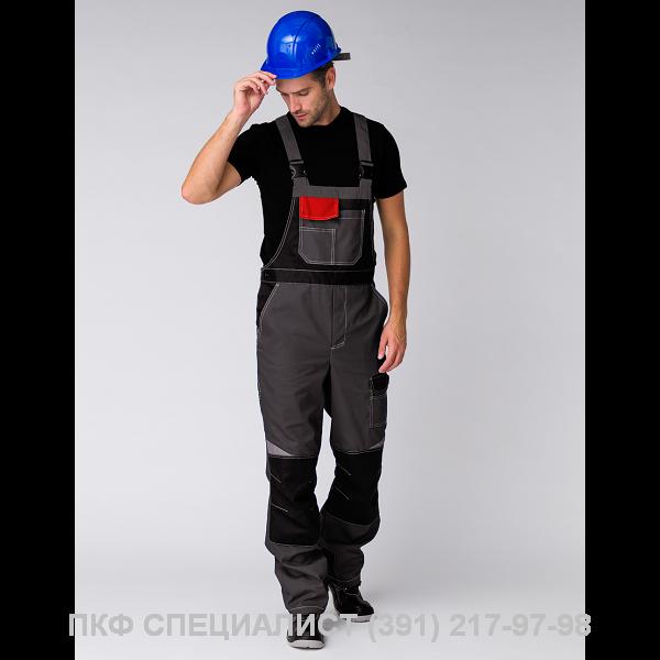 Костюм ФОРМУЛА с полукомбинезоном