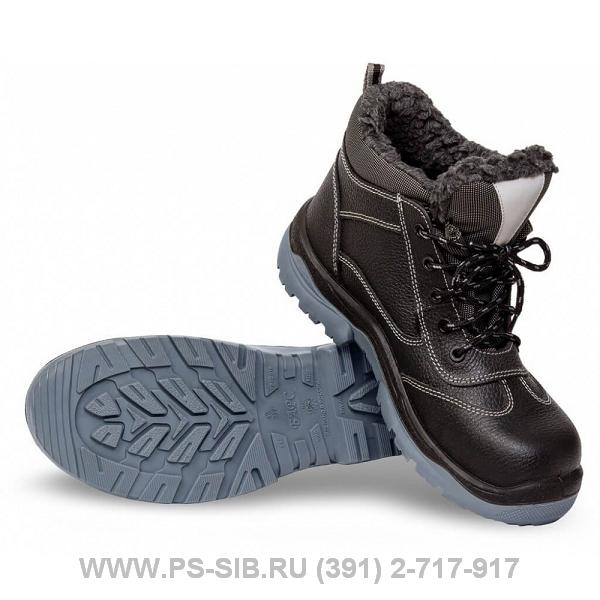 Ботинки утепленные БАРС с КП
