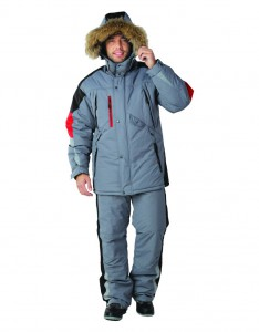Зимняя, утепленная спецодежда, пошив зимних костюмов