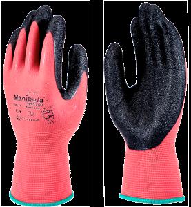 перчатки нитриловые резиновые рукавицы