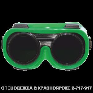"""Очки ЗН62 """"GENERAL"""" (9) закрытые с непр. вентиляцией РОСОМЗ (26263)"""