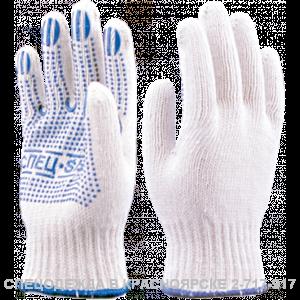 "Перчатки ПВХ ""Спец–SB"" белые 10класс."