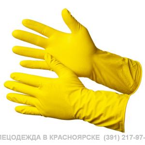Перчатки хозяйственные Ирис